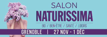 SALON NATURISSIMA DE GRENOBLE