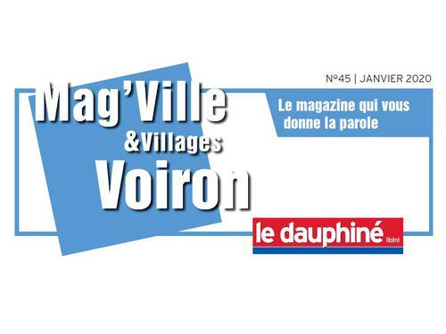 LALUNET' DANS LE MAG' VILLE VOIRON