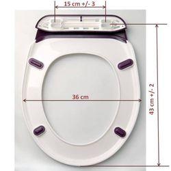 Lalunet' s'adapte t-elle sur un WC suspendu?